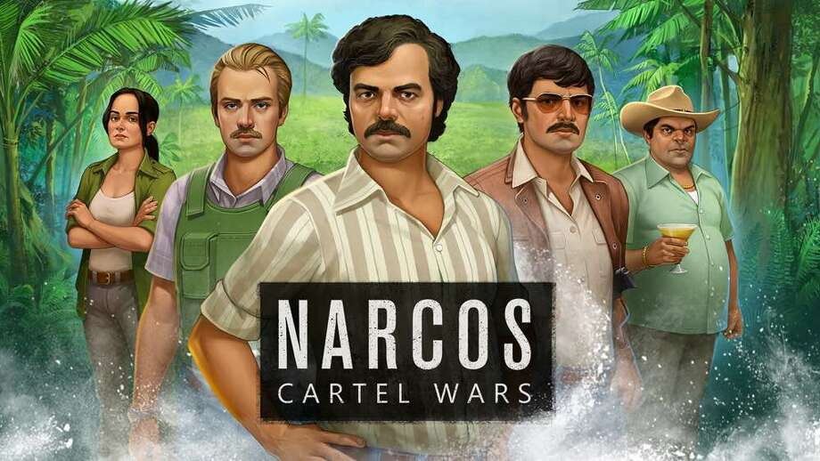 """FTX Games and Gaumont Television paired up to create """"Narcos: Cartel Wars,"""" a free mobile app set to launch in conjunction with the season two debut of the Netflix drama """"Narcos"""" in September, Variety reports. Photo: Courtesy/Gaumont Television,  FTX Games"""