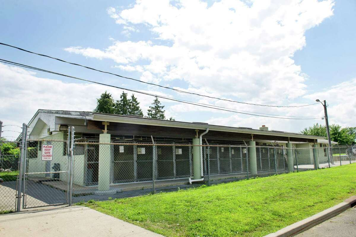 The Stamford Animal Control Center on Magee Avenue in Stamford, Conn., on Thursday, July 17, 2014.