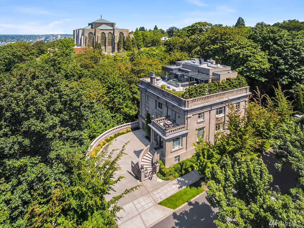 tour the new most expensive listing in seattle