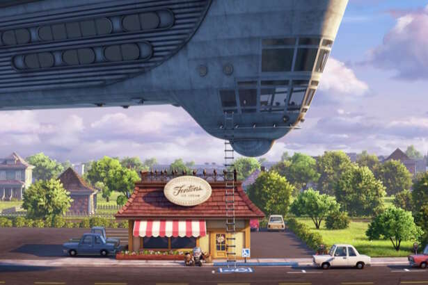 Pixar scenes inspired by Bay Area locations