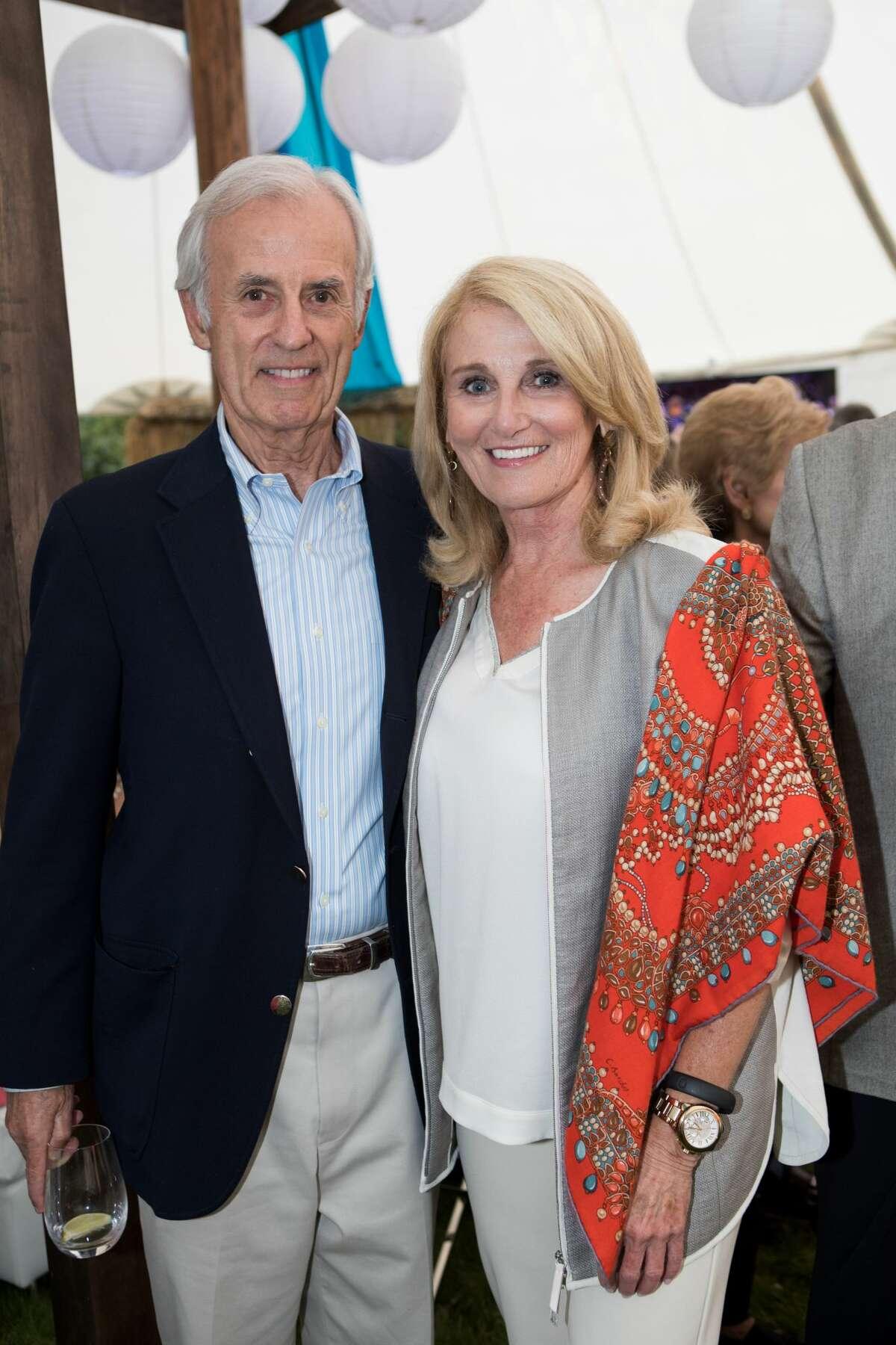 Jim Martin and Denise Monteleone