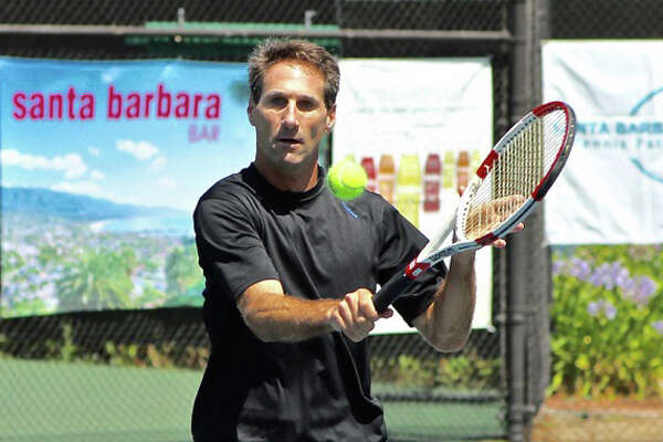 Former Westporter Jeff Greenwald took first place in the 50s national hard court championships, held in Santa Barbara, California earlier this month.