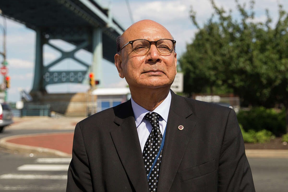 """""""This is our country too,"""" Khizr Khan said. """"This is not only Donald Trump's country. He is an ignorant, divisive manipulator, and through my message I wish to convey to him and to all Muslim Americans: This is our country too."""""""