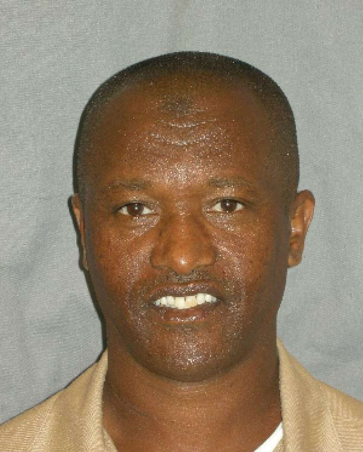 Galmesa Elemo, pictured in a Department of Corrections photo.
