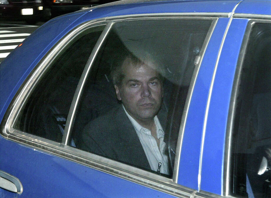 John Hinckley Jr. tried to assassinate President Ronald Reagan in 1981. Photo: Evan Vucci, STF / A200520052005