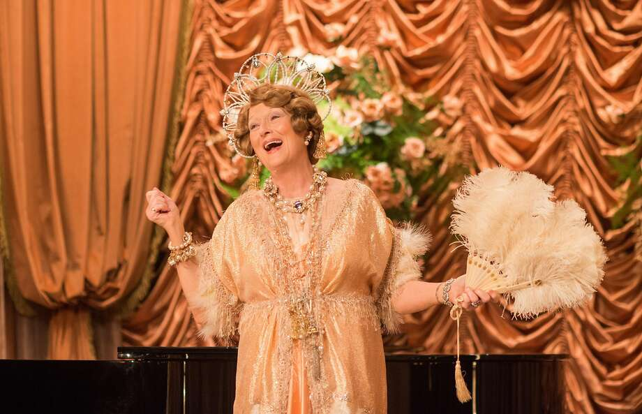 Meryl Streep is Florence Foster Jenkins, who believed herself an accomplished singer when she really, really wasn't. Photo: NICK WALL PHOTOGRAPHY, Paramount Pictures