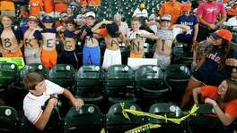 These young fans have caught Bregmania, and if Alex Bregman catches fire, the Astros' postseason prospects will be on the rise.