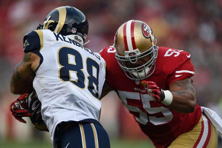 e6ccbcf1d 49ers  NaVorro Bowman has torn Achilles tendon - SFGate