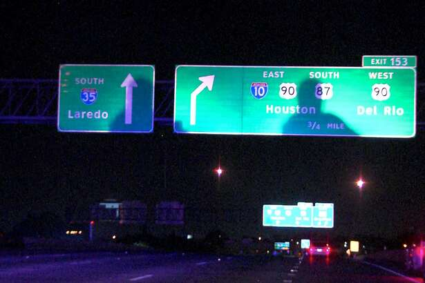 A man was killed July 28, 2016, by a motorist on Interstate 35 near Nogalitos Street.