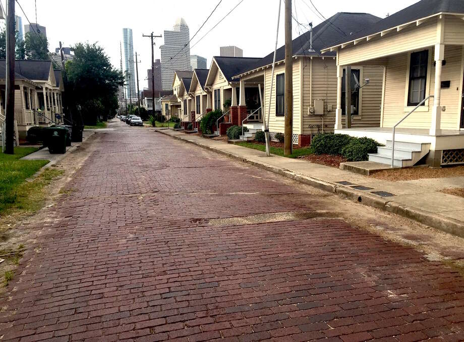 The Houston Housing Authority nominated 22 of its homes, renovated as part of a special initiative, for the city's protected landmark status.