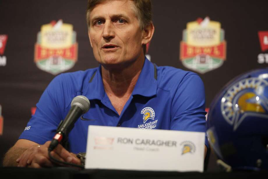 Former San Jose State's head coach Ron Caragher. Photo: Michael Noble Jr., The Chronicle