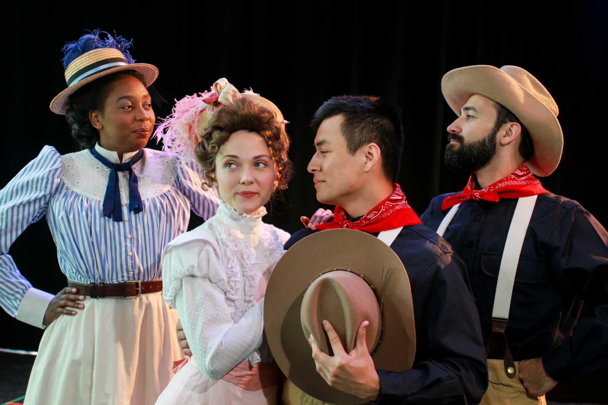 Houston Shakespeare Festival: Summer of turmoil needs the