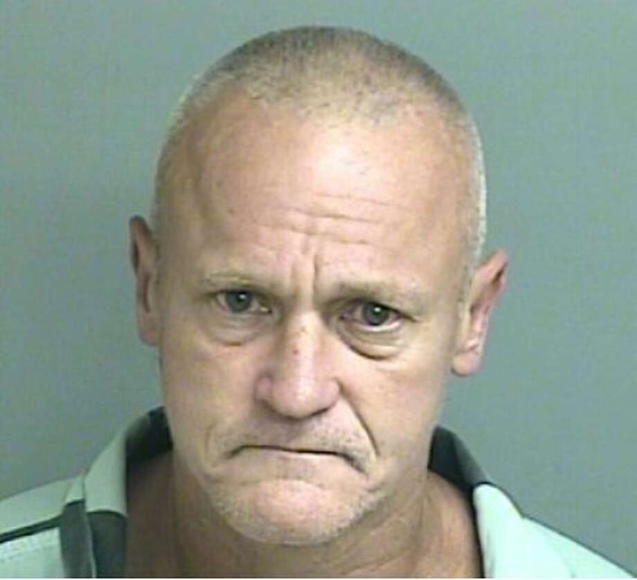 John Joehlin, of New Caney, is wanted by Houston Crime Stoppers on a charge of theft of property with two previous convictions. Photo: Montgomery County Crime Stoppers