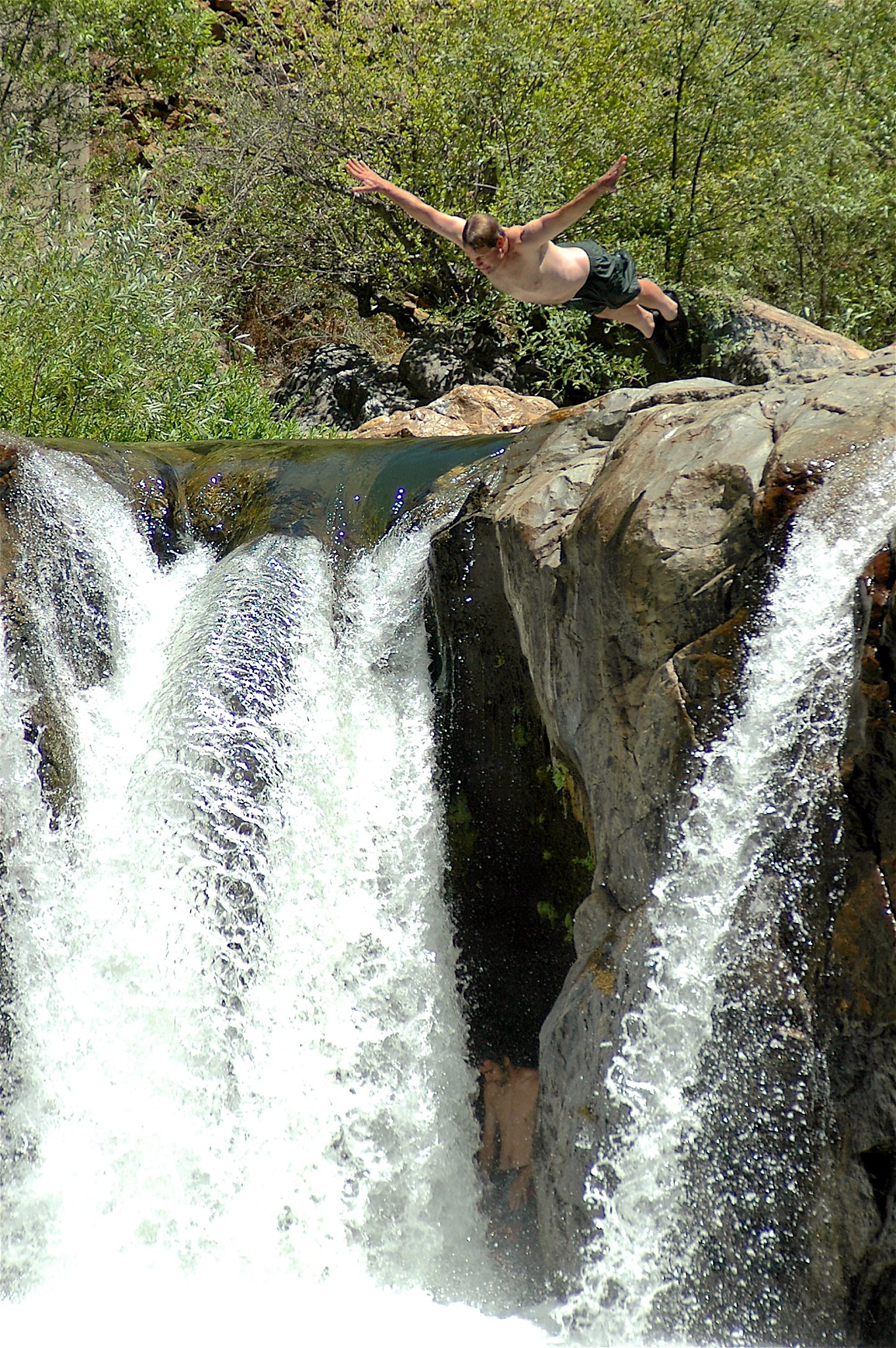 Beat The Heat In Search Of A Great Swimming Hole Sfgate