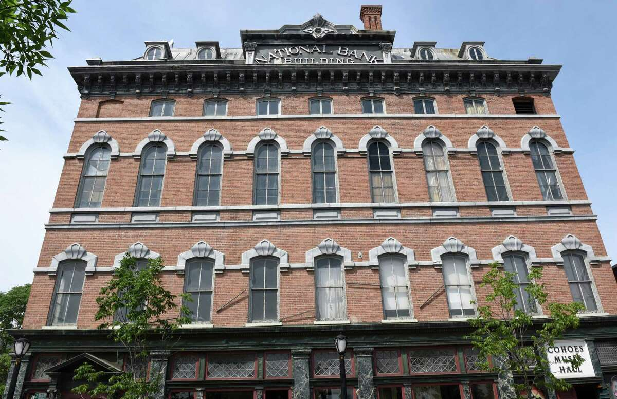 The Palace Theatre has taken over management of Cohoes Music Hall. The first season of programming and other initiatives will be announced by Palace Theatre Executive Director Holly Brown and Cohoes Mayor Shawn Morse on Thursday July 28, 2016 in Cohoes, N.Y. (Michael P. Farrell/Times Union)