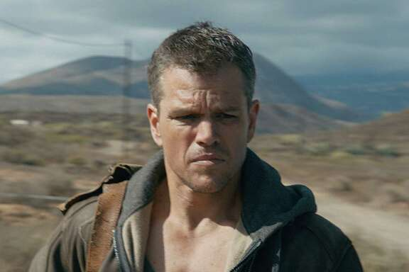 "Matt Damon returns as a rogue weapon who can't remember his encryption code in ""Jason Bourne."""