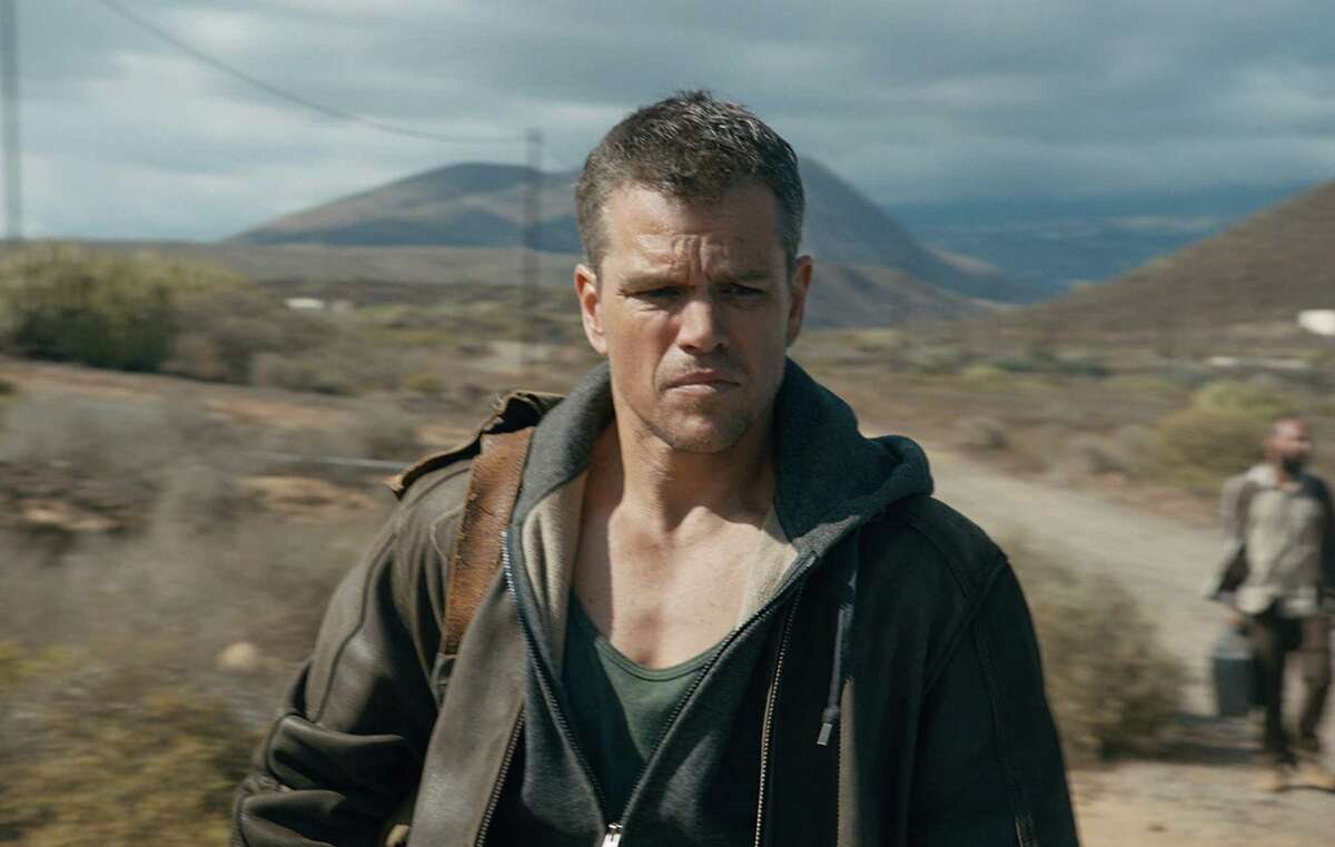 """Matt Damon returns as a rogue weapon who can't remember his encryption code in """"Jason Bourne."""""""