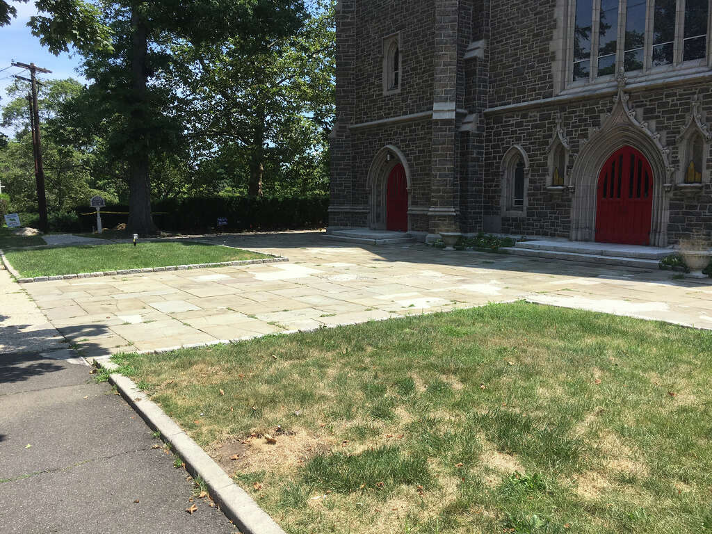 christ church of greenwich to revamp front of building greenwichtime