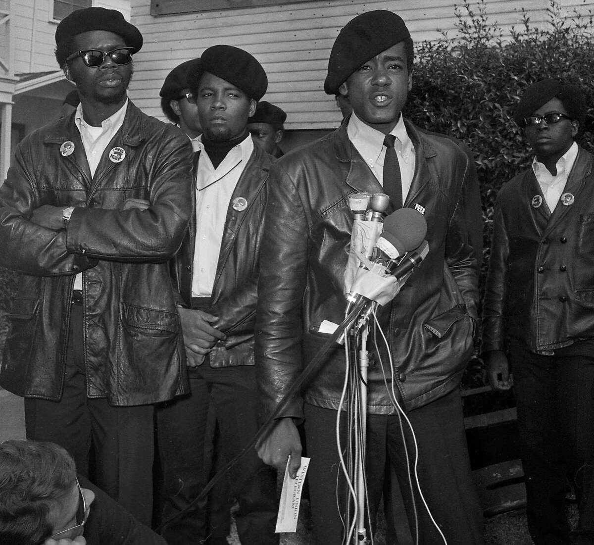 The funeral of Black Panther Bobby Hutton 04/17/1968