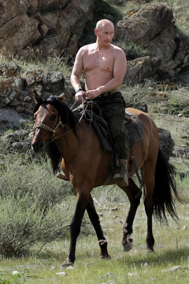 Russian President Vladimir Putin (Alexsey Druginyn/AFP/Getty Images)