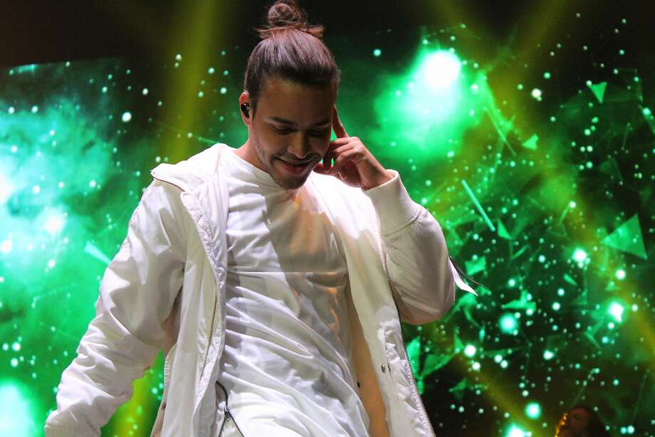 Prince Royce is among the artists who have popularized bachata, smooth, sensual music known for elaborate guitar play. Photo: Melissa Santillana, Laredo Morning Times