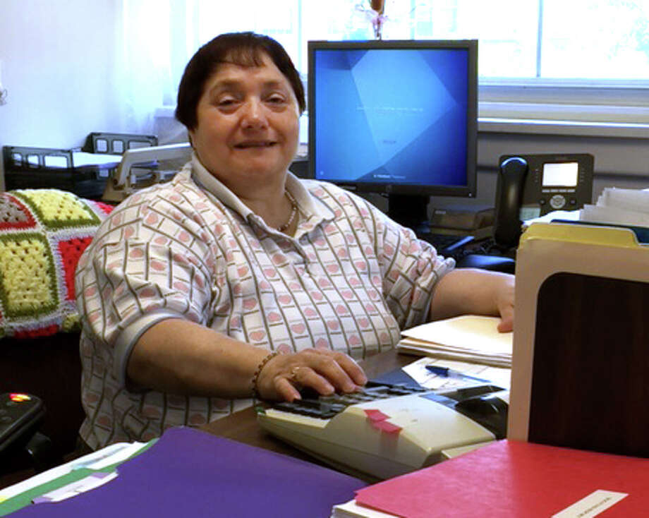 Libera Lee Nosal, the Milford city treasurer for the past 17 years, will retire on Friday. Photo: Contributed Photo / Connecticut Post