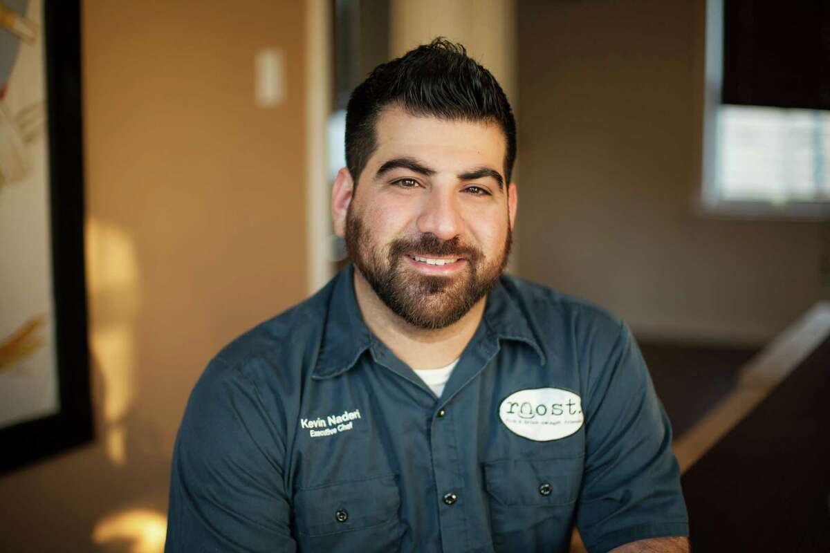 """Kevin Naderi of Roost restaurant was the winner of the July 28 episode of Food Network's """"Beat Bobby Flay."""""""