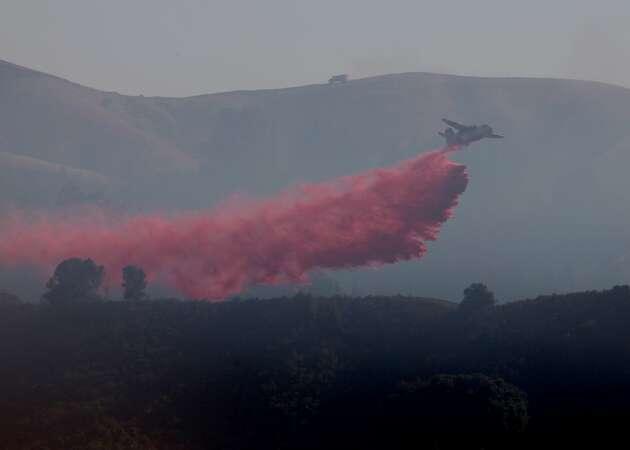 Big Sur fire grows to 31,000 acres