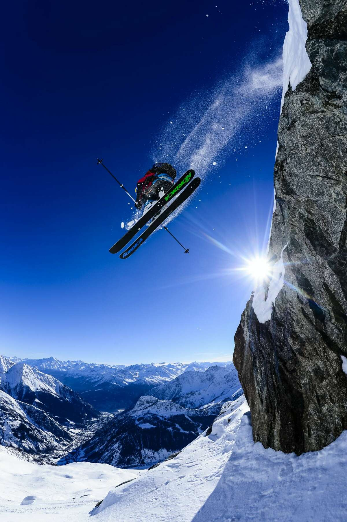 Matilda Rapaport was one of the world's best female extreme skiers.