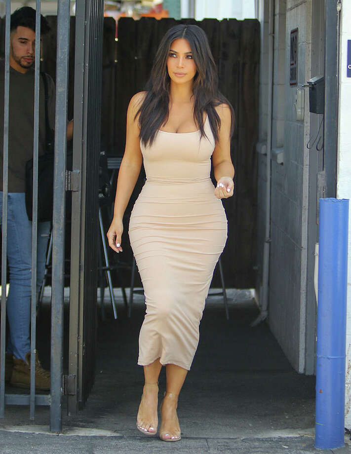 LOS ANGELES, CA - JUNE 03: Kim Kardashian is seen on June 03, 2016 in Los Angeles, California.  (Photo by Bauer-Griffin/GC Images) Photo: Bauer-Griffin/GC Images