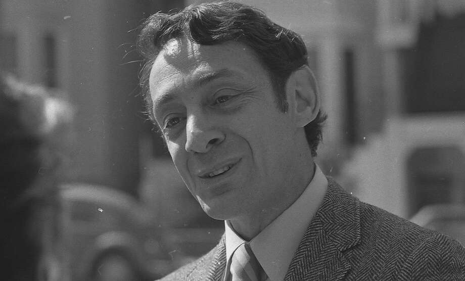 Harvey Milk served in the Navy before going into San Francisco politics. Photo: Gary Fong, The Chronicle