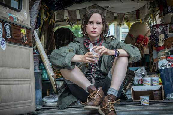 """Ellen Page stars as the title character in the Netflix production """"Tallulah."""""""