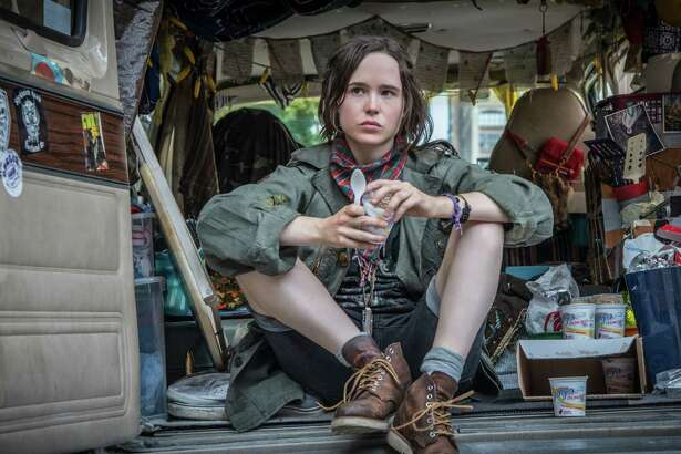 "Ellen Page stars as the title character in the Netflix production ""Tallulah."""