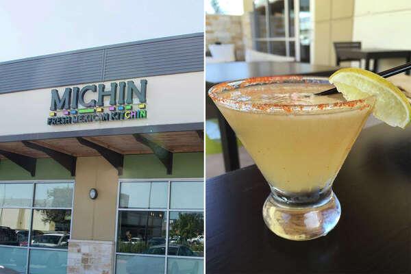Michin Fresh Mexican Kitchen , 427 North Loop 1604 W #202  michinkitchin.com
