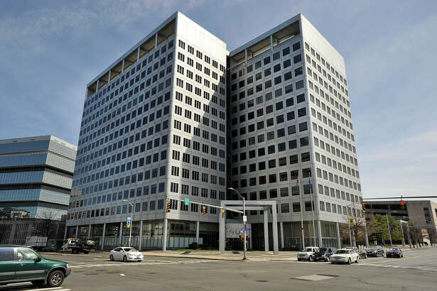 Charter Communications is headquartered at 400 Atlantic St., in Stamford.