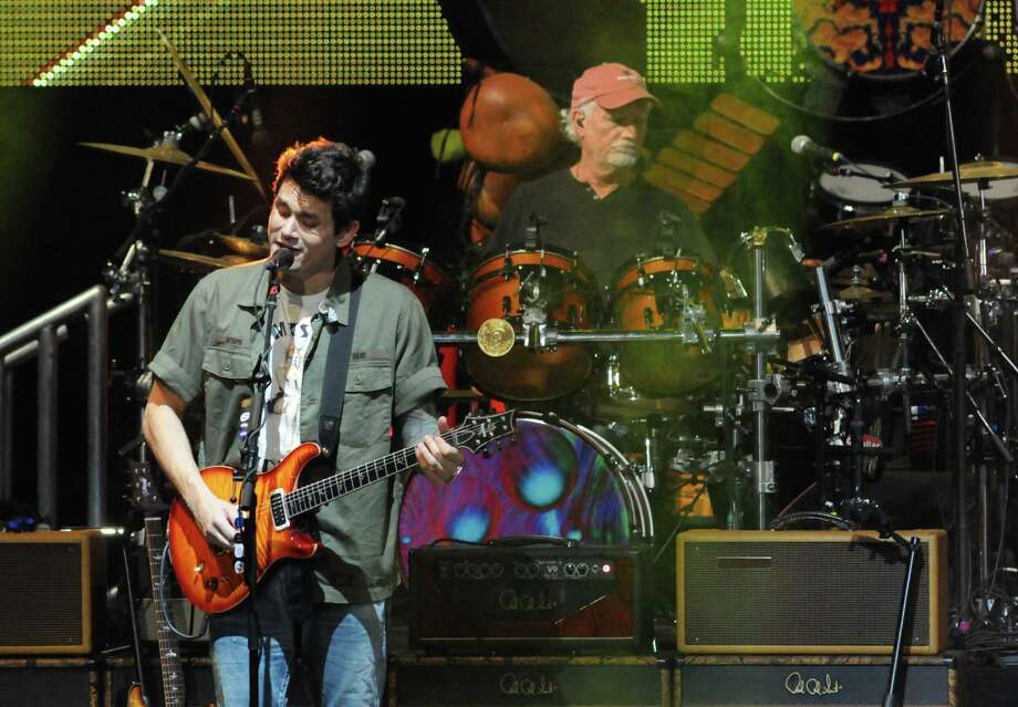 "Singer-songwriter John Mayer brings his ""In Search of Everything"" tour to Albany. When: