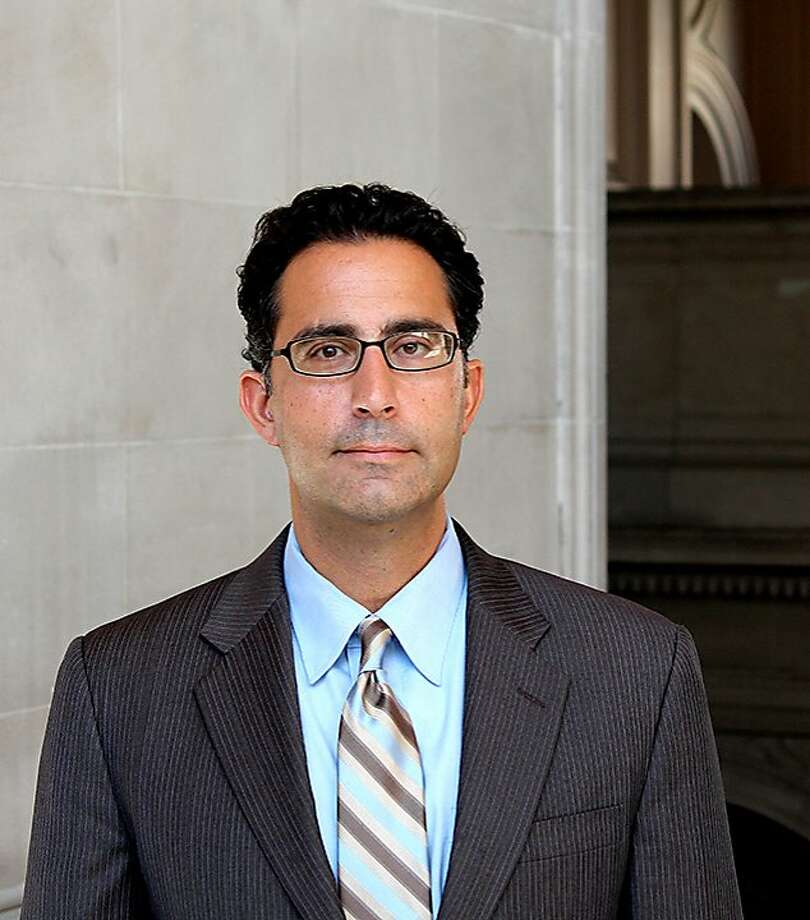 Newly confirmed federal Judge Vince Chhabria Photo: SF City Attorney's Office / SF City Attorney's Office