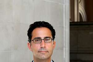Newly confirmed federal Judge Vince Chhabria