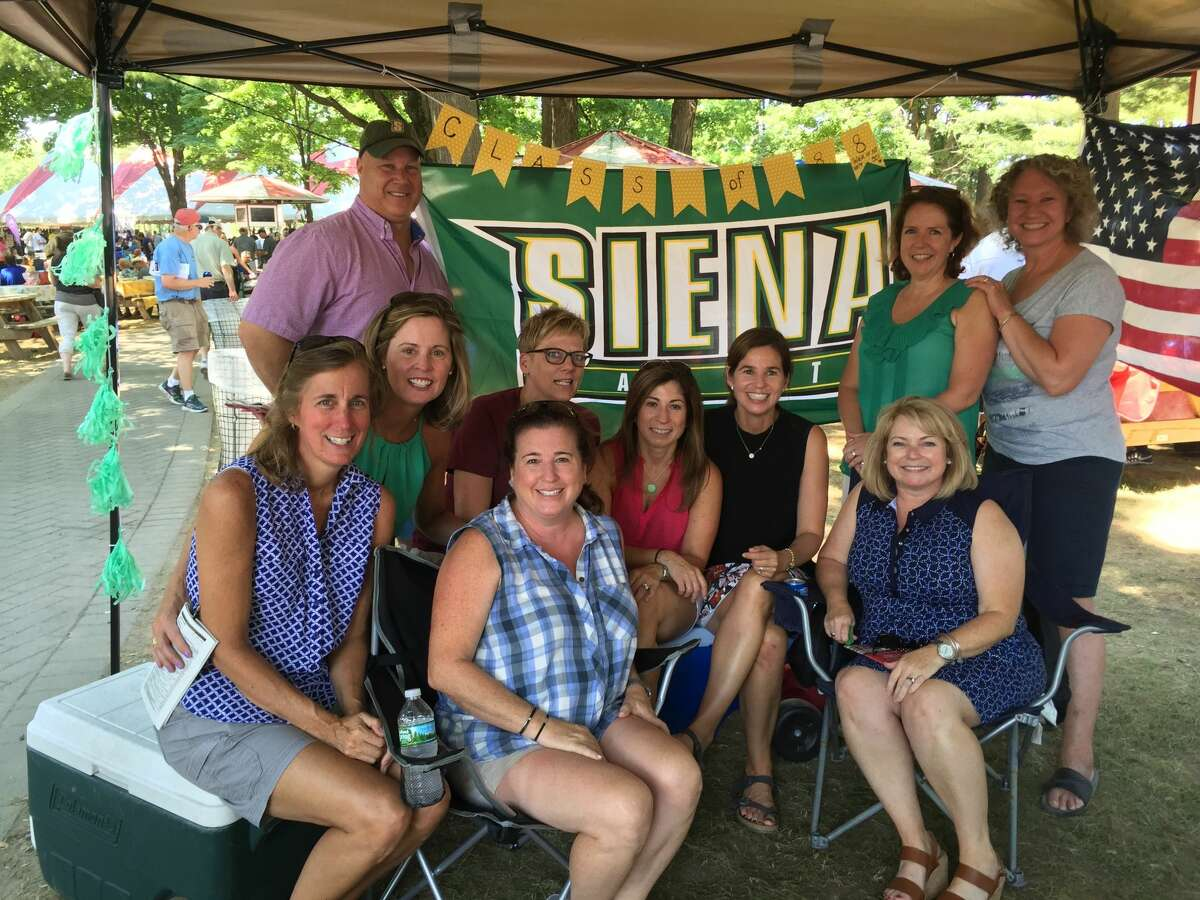 Were you Seen at College and Alumni Day at the Saratoga Race Course in Saratoga Springs on Friday, July 29, 2016?