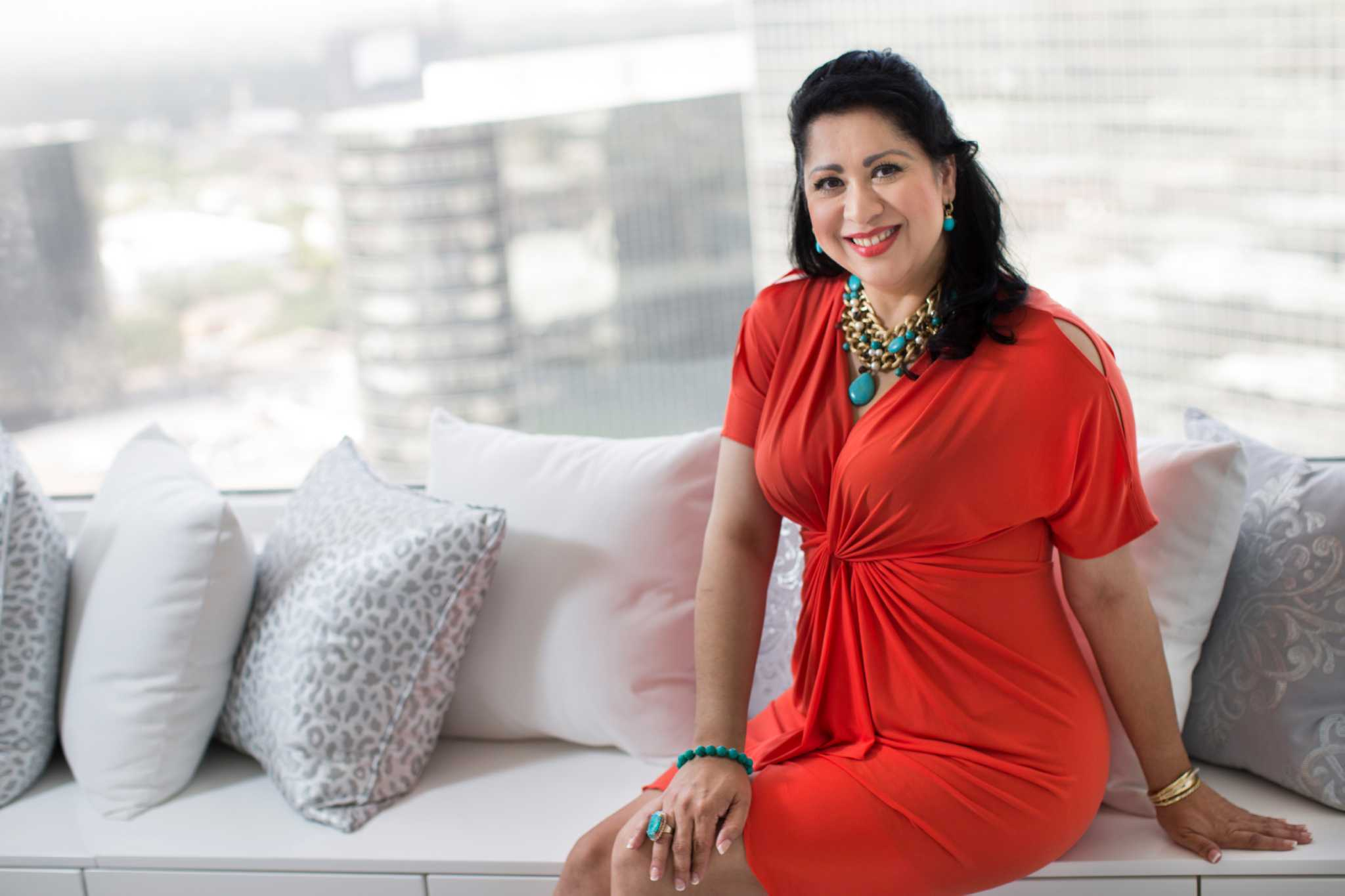 Hispanic Chamber CEO is about business - and style