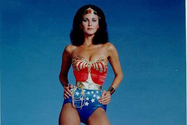 Lynda Carter starred as the superhero in the '70s.