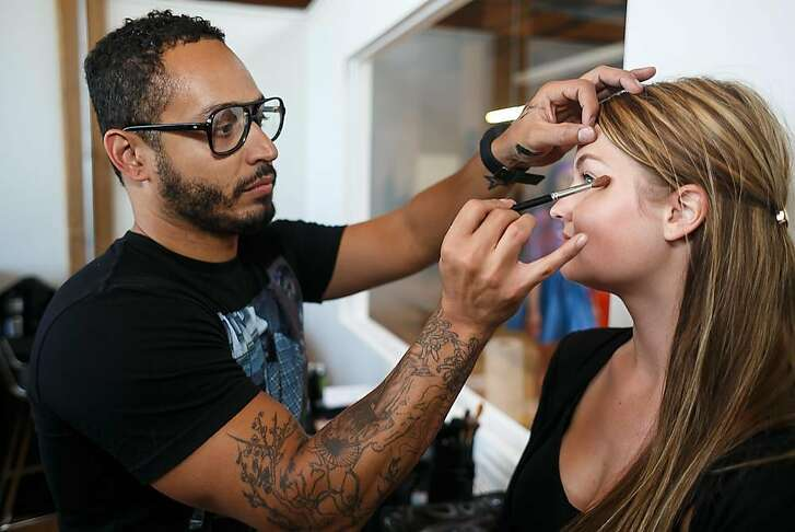 Makeup artist Orlando Santiago will take part in the Makeup Show Aug. 13-14 in San Francisco
