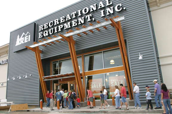 REI will open its third store in the Houston area this fall at Baybrook Mall.
