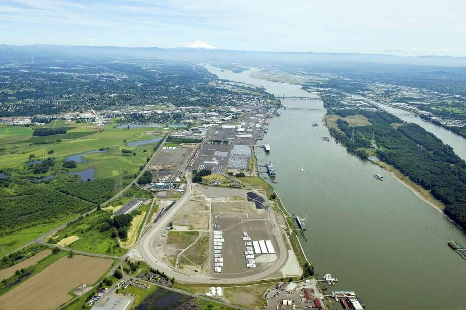 San Antonio refiner Andeavor and Utah-based partner Savage Cos. wanted to develop this area of the Port of Vancouver in Washington into a crude-by-rail terminal. The push for the project, known as Vancouver Energy, was officially ended Tuesday. Photo: /Port Of Vancouver USA