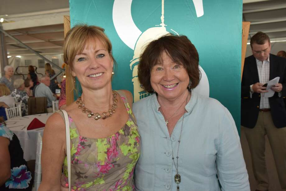 Were you Seen at the annual Siena College Day at the Races at the Saratoga Race Course in Saratoga Springs onFriday, July 29, 2016? Photo: Siena College