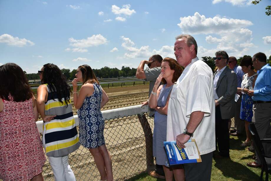 Were you Seen at the annual Siena College Day at the Races at the Saratoga Race Course in Saratoga Springs on Friday, July 29, 2016? Photo: Siena College
