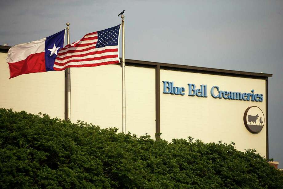 Blue Bell Creameries, seen in 2015, shut down operations and disappered from store shelves for months after a listeria outbreak. Three hospital patients who had pre-existing health problems died after eating the tainted product and others were sickened. Photo: Smiley N. Pool /Dallas Morning News / Dallas Morning News