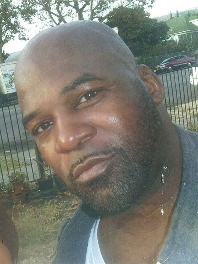 Richard Perkins Jr., 39, died on November 15, 2015 from more than a dozen bullet wounds after four officers shot him as he held a pellet gun.