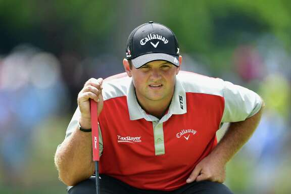 Patrick Reed shot a second-round 65 on Friday to move into contention at the PGA Championship.