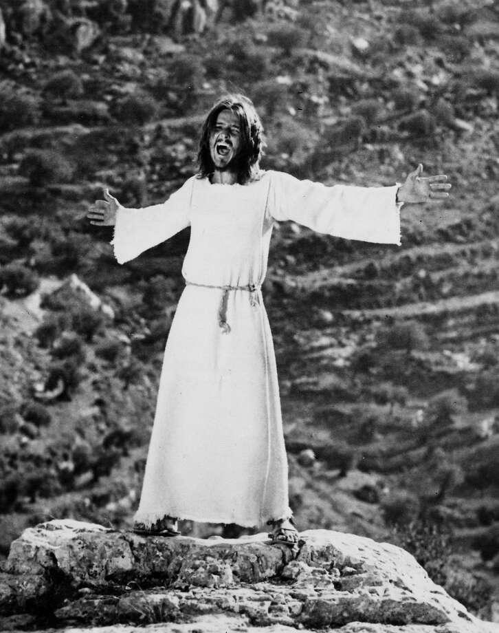 "Ted Neeley in ""Jesus Christ Superstar."" Photo: Universal 1973"